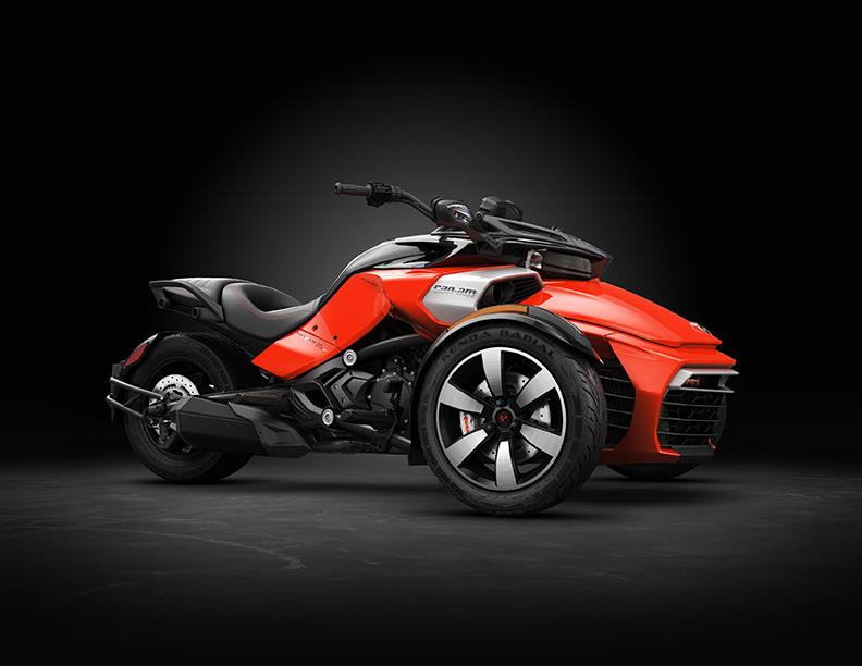 Spyder Roadster F3 S