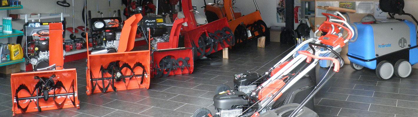 Showroom Brand Garage